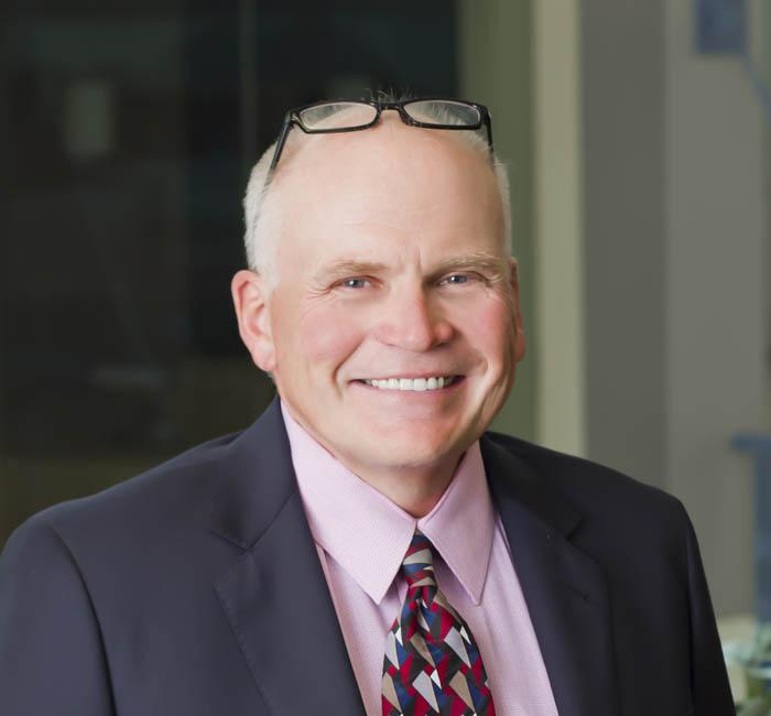 Chuck Westerholm principal