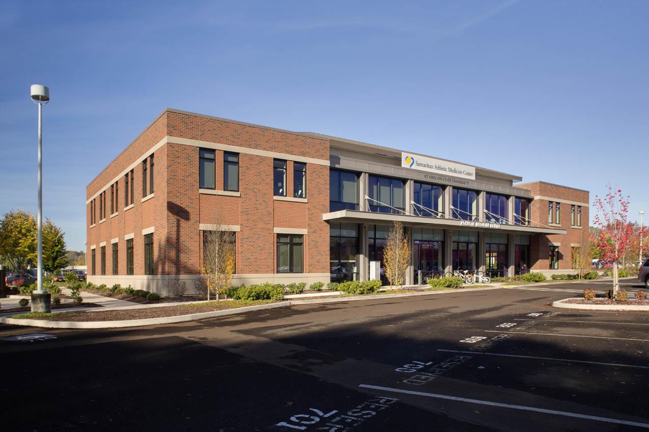 Athletic Sports Medicine Center at OSU - Soderstrom