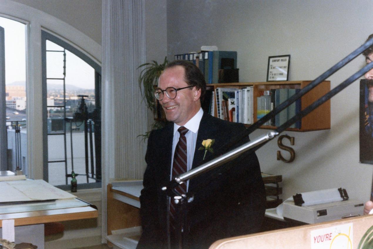 David Soderstrom office