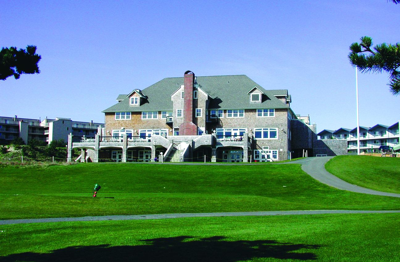 Gearhart Kelley golf clubhouse